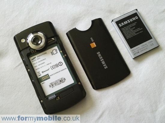 Как разобрать телефон Samsung i8910 Omnia HD (2)