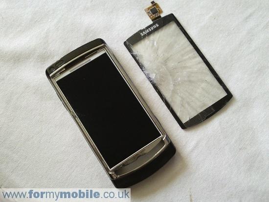Как разобрать телефон Samsung i8910 Omnia HD (11)