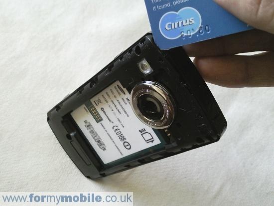 Как разобрать телефон Samsung i8910 Omnia HD (5)