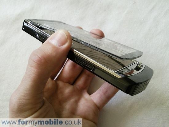 Как разобрать телефон Samsung i8910 Omnia HD (10)