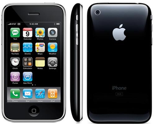 Как разобрать телефон apple iphone 3g для