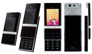 Как разобрать телефон LG Chocolate KE800 для замены дисплея или корпуса