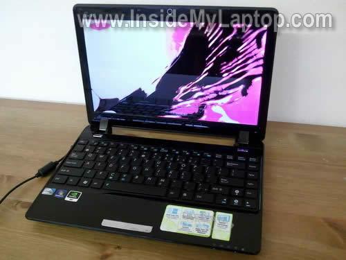 Как заменить ЖК-дисплей на нетбуке Asus Eee PC 1201n (1)