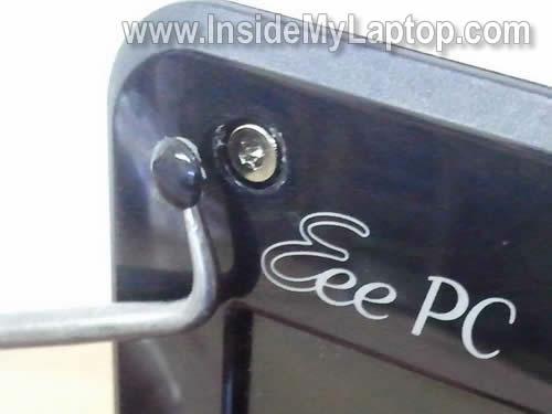 Как заменить ЖК-дисплей на нетбуке Asus Eee PC 1201n (3)