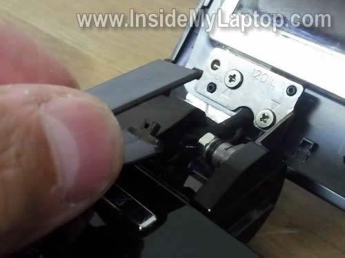 Как заменить ЖК-дисплей на нетбуке Asus Eee PC 1201n (9)