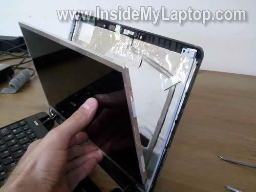 Как заменить ЖК-дисплей на нетбуке Asus Eee PC 1201n (12)