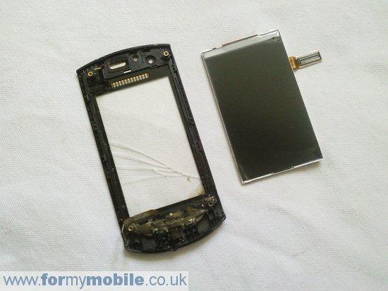 Как разобрать телефон Samsung Monte S5620 (14)