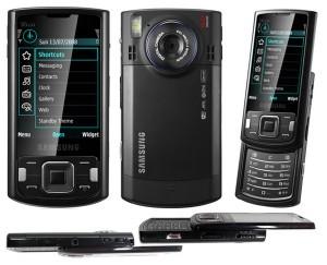 Как разобрать телефон Samsung i8510 INNOV8 для замены дисплея или корпуса