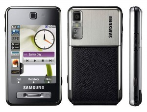Как разобрать телефон Samsung Tocco F480 для замены дисплея или корпуса