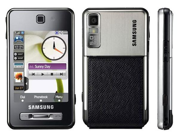 Как разобрать телефон Samsung Tocco F480 (1)
