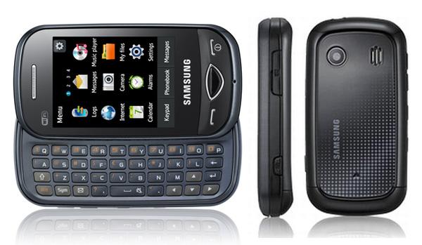Как разобрать телефон Samsung B3410 (1)