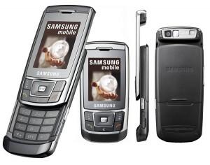 Как разобрать телефон Samsung D900i для замены дисплея или корпуса