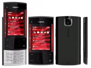 Как разобрать телефон Nokia X3 для замены дисплея или корпуса