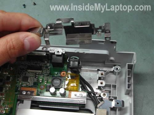 Как разобрать ноутбук Sony Vaio серии PCG-K (22)