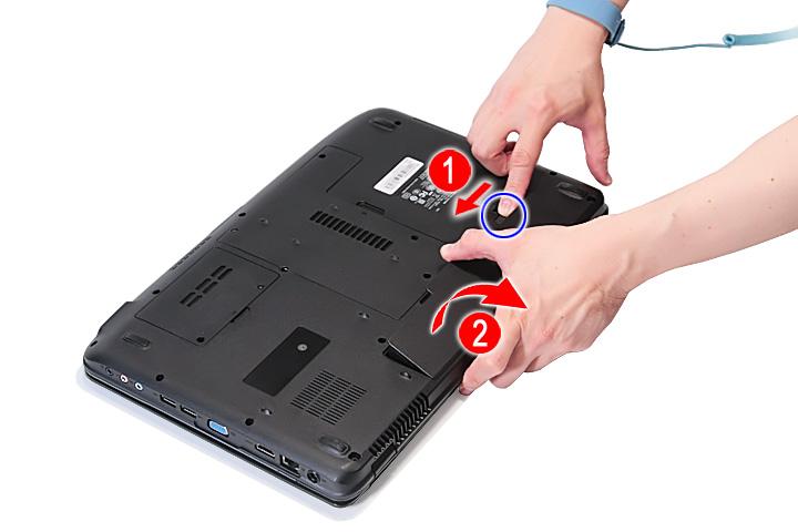 Как разобрать ноутбук Acer Aspire 5738DG/5738DZG, Aspire 5542G/5542/5242, Aspire 5738G/5738ZG/5738Z/5738/5338, Aspire 5536/5536G/5236 (4)