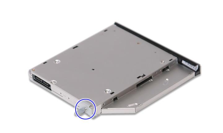 Как разобрать ноутбук Acer Aspire 5738DG/5738DZG, Aspire 5542G/5542/5242, Aspire 5738G/5738ZG/5738Z/5738/5338, Aspire 5536/5536G/5236 (25)