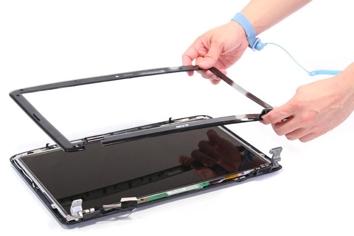 Как разобрать ноутбук Acer Aspire 5738DG/5738DZG, Aspire 5542G/5542/5242, Aspire 5738G/5738ZG/5738Z/5738/5338, Aspire 5536/5536G/5236 (90)