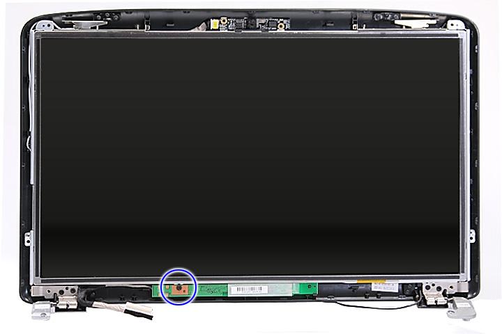 Как разобрать ноутбук Acer Aspire 5738DG/5738DZG, Aspire 5542G/5542/5242, Aspire 5738G/5738ZG/5738Z/5738/5338, Aspire 5536/5536G/5236 (91)