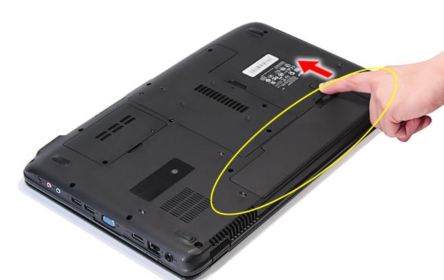 Как разобрать ноутбук Acer Aspire 5738G/5738ZG/5738Z/5738/5338, Aspire 5536/5536G/5236 (3)