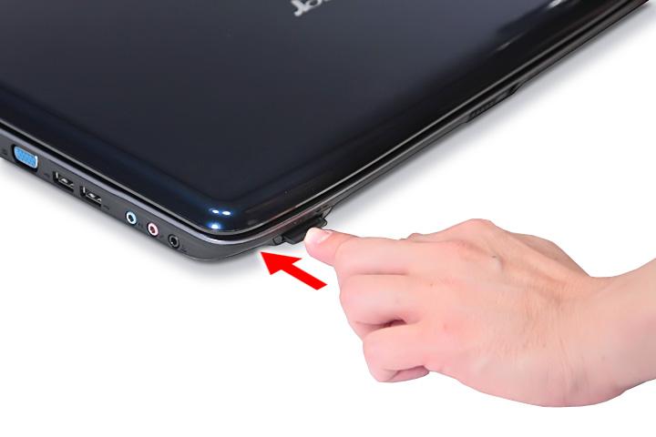 Как разобрать ноутбук Acer Aspire 5738G/5738ZG/5738Z/5738/5338, Aspire 5536/5536G/5236 (5)