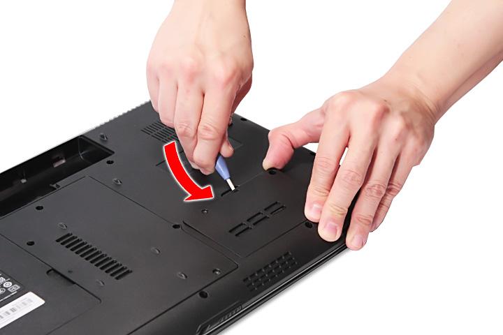 Как разобрать ноутбук Acer Aspire 5738G/5738ZG/5738Z/5738/5338, Aspire 5536/5536G/5236 (8)