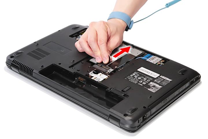 Как разобрать ноутбук Acer Aspire 5738G/5738ZG/5738Z/5738/5338, Aspire 5536/5536G/5236 (14)
