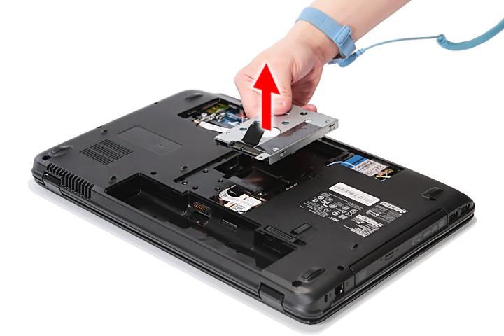 Как разобрать ноутбук Acer Aspire 5738G/5738ZG/5738Z/5738/5338, Aspire 5536/5536G/5236 (15)