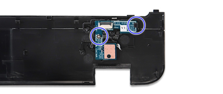 Как разобрать ноутбук Acer Aspire 5738G/5738ZG/5738Z/5738/5338, Aspire 5536/5536G/5236 (31)