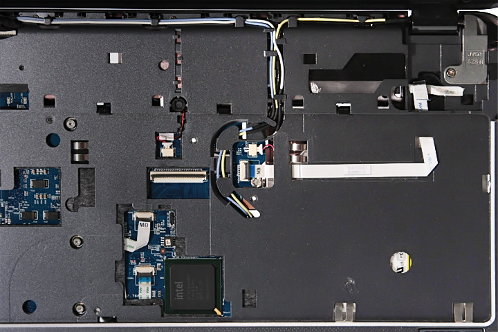 Как разобрать ноутбук Acer Aspire 5738G/5738ZG/5738Z/5738/5338, Aspire 5536/5536G/5236 (36)
