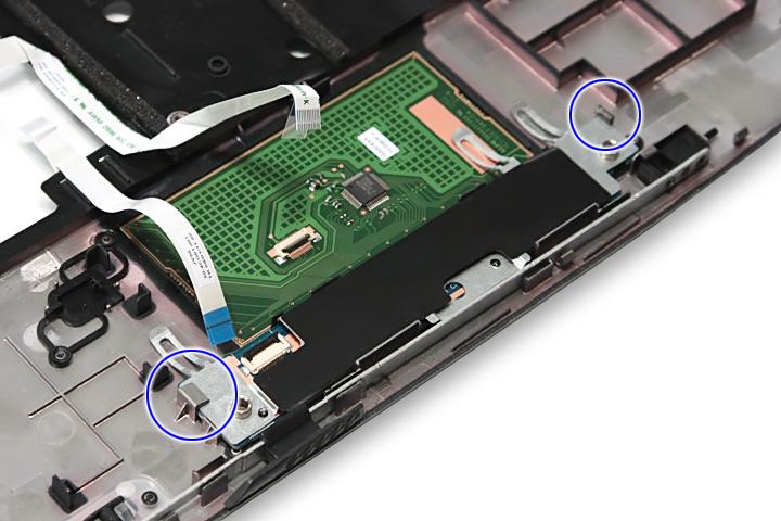 Как разобрать ноутбук Acer Aspire 5738G/5738ZG/5738Z/5738/5338, Aspire 5536/5536G/5236 (55)