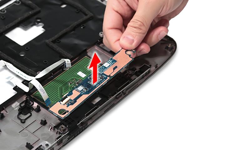 Как разобрать ноутбук Acer Aspire 5738G/5738ZG/5738Z/5738/5338, Aspire 5536/5536G/5236 (58)
