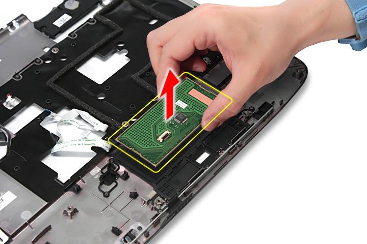 Как разобрать ноутбук Acer Aspire 5738G/5738ZG/5738Z/5738/5338, Aspire 5536/5536G/5236 (60)