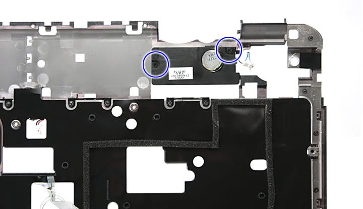 Как разобрать ноутбук Acer Aspire 5738G/5738ZG/5738Z/5738/5338, Aspire 5536/5536G/5236 (61)