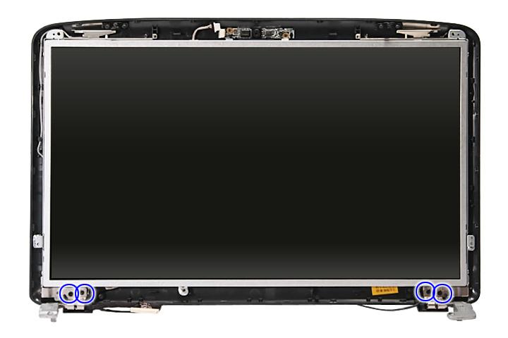 Как разобрать ноутбук Acer Aspire 5738G/5738ZG/5738Z/5738/5338, Aspire 5536/5536G/5236 (91)