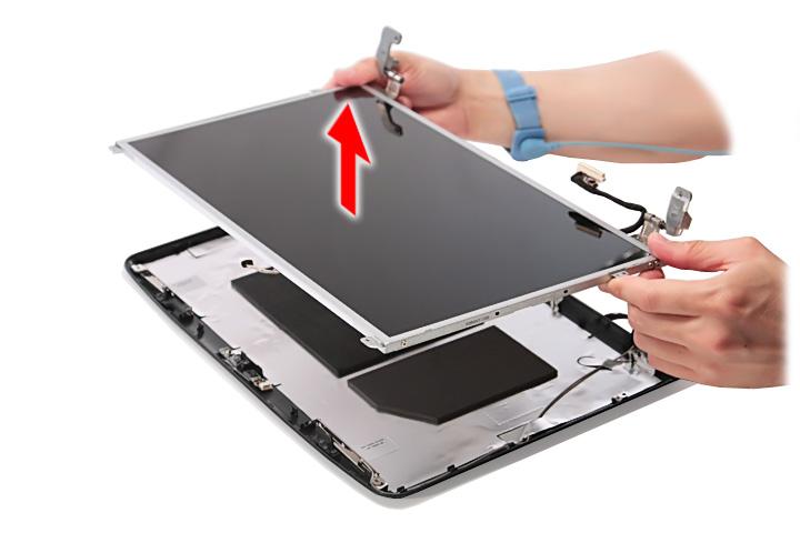 Как разобрать ноутбук Acer Aspire 5738G/5738ZG/5738Z/5738/5338, Aspire 5536/5536G/5236 (92)