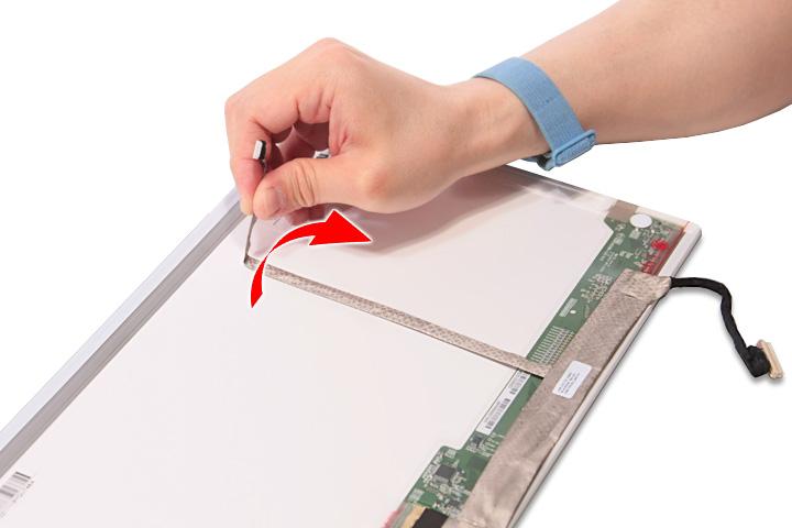 Как разобрать ноутбук Acer Aspire 5738G/5738ZG/5738Z/5738/5338, Aspire 5536/5536G/5236 (94)