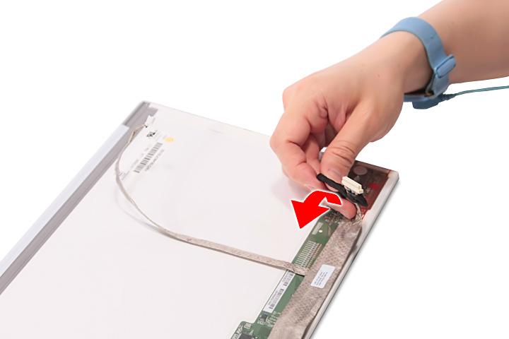Как разобрать ноутбук Acer Aspire 5738G/5738ZG/5738Z/5738/5338, Aspire 5536/5536G/5236 (95)