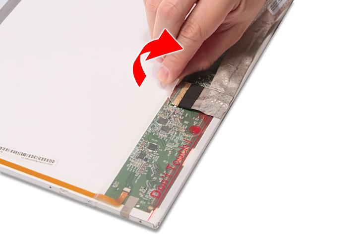Как разобрать ноутбук Acer Aspire 5738G/5738ZG/5738Z/5738/5338, Aspire 5536/5536G/5236 (96)