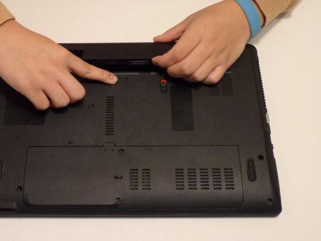 Как разобрать ноутбук Acer Aspire 5741/5741G (4)