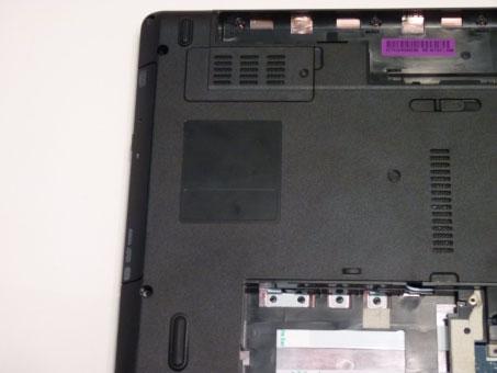 Как разобрать ноутбук Acer Aspire 5741/5741G (7)