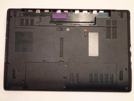 Как разобрать ноутбук Acer Aspire 5741/5741G (14)