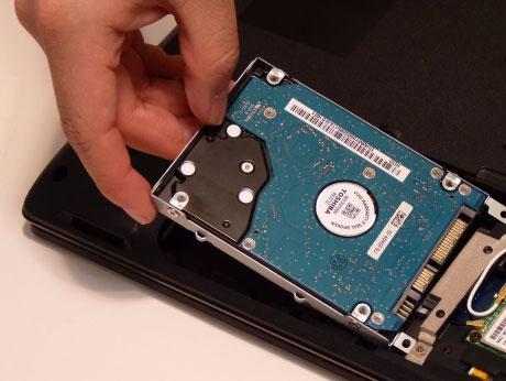 Как разобрать ноутбук Acer Aspire 5741/5741G (28)