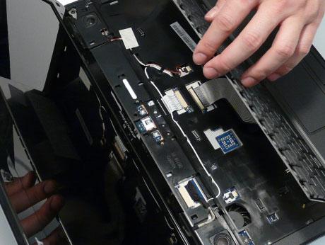 Как разобрать ноутбук Acer Aspire 5741/5741G (35)