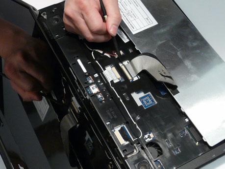 Как разобрать ноутбук Acer Aspire 5741/5741G (36)