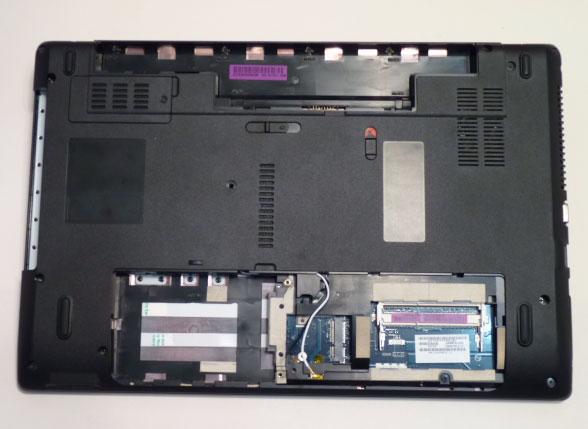 Как разобрать ноутбук Acer Aspire 5741/5741G (39)