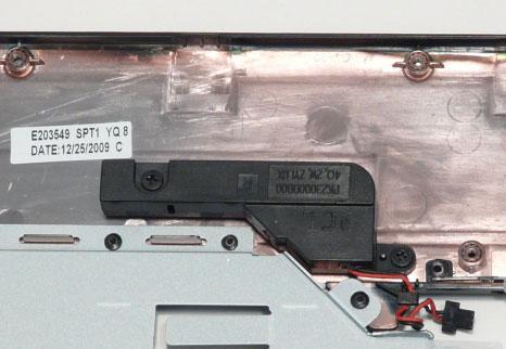 Как разобрать ноутбук Acer Aspire 5741/5741G (55)