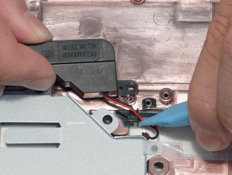 Как разобрать ноутбук Acer Aspire 5741/5741G (57)