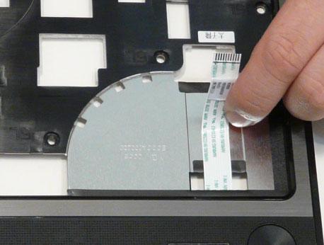 Как разобрать ноутбук Acer Aspire 5741/5741G (64)