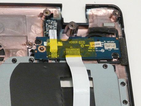 Как разобрать ноутбук Acer Aspire 5741/5741G (66)