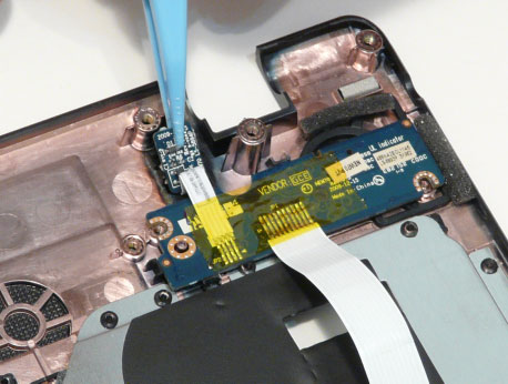 Как разобрать ноутбук Acer Aspire 5741/5741G (68)
